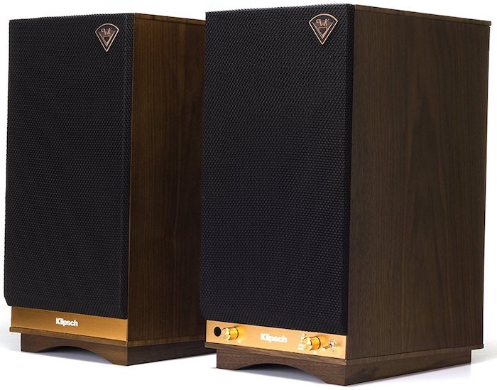 Klipsch the Sixes Side View