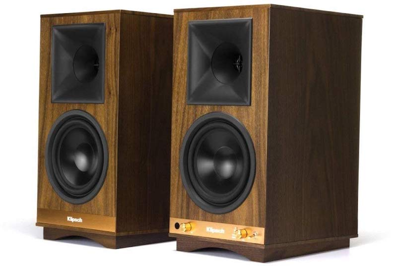 Klipsch The Sixes Bookshelf Speakers