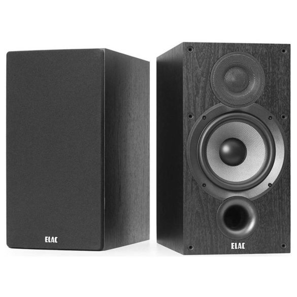 ELAC Debut 2.0 B6.2 Bookshelf Speakers