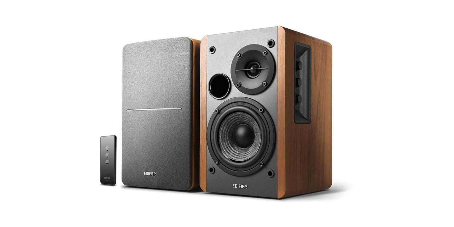 Edifier R1280T Bookshelf Speakers